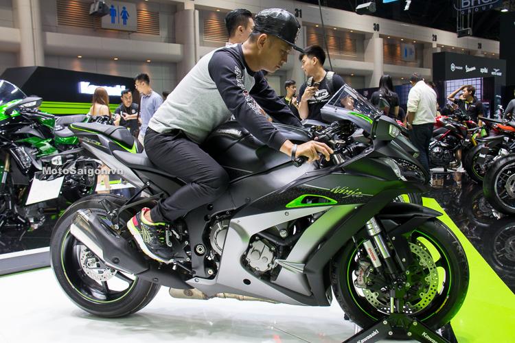 Bảng giá xe moto Kawasaki 2019 mới nhất hôm nay