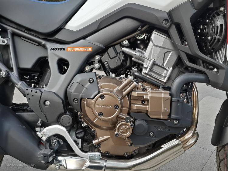 Khối động cơ 1000 phân khối trên Honda Africa Twin sẽ được dùng chung trên Rebel 1000?