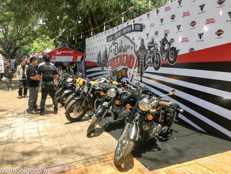 Biker Weekend 2018 diễn ra tại Cần Thơ