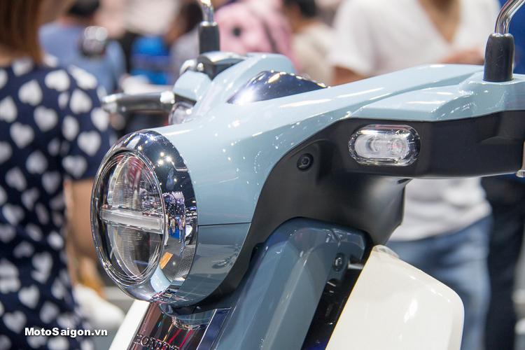 Honda Super Cub C125 2018 giá bán 65 triệu đồng sắp về Việt Nam