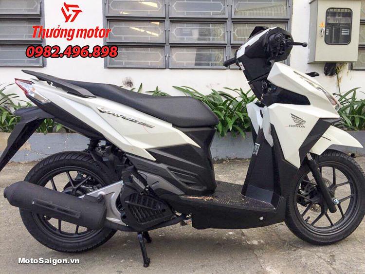 Giá xe Honda Vario 150 2018 nhập Indonesia siêu ưu đãi đã về Việt Nam