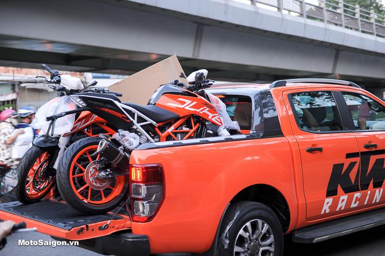 KTM 390 Duke 2018 giá bán chính hãng