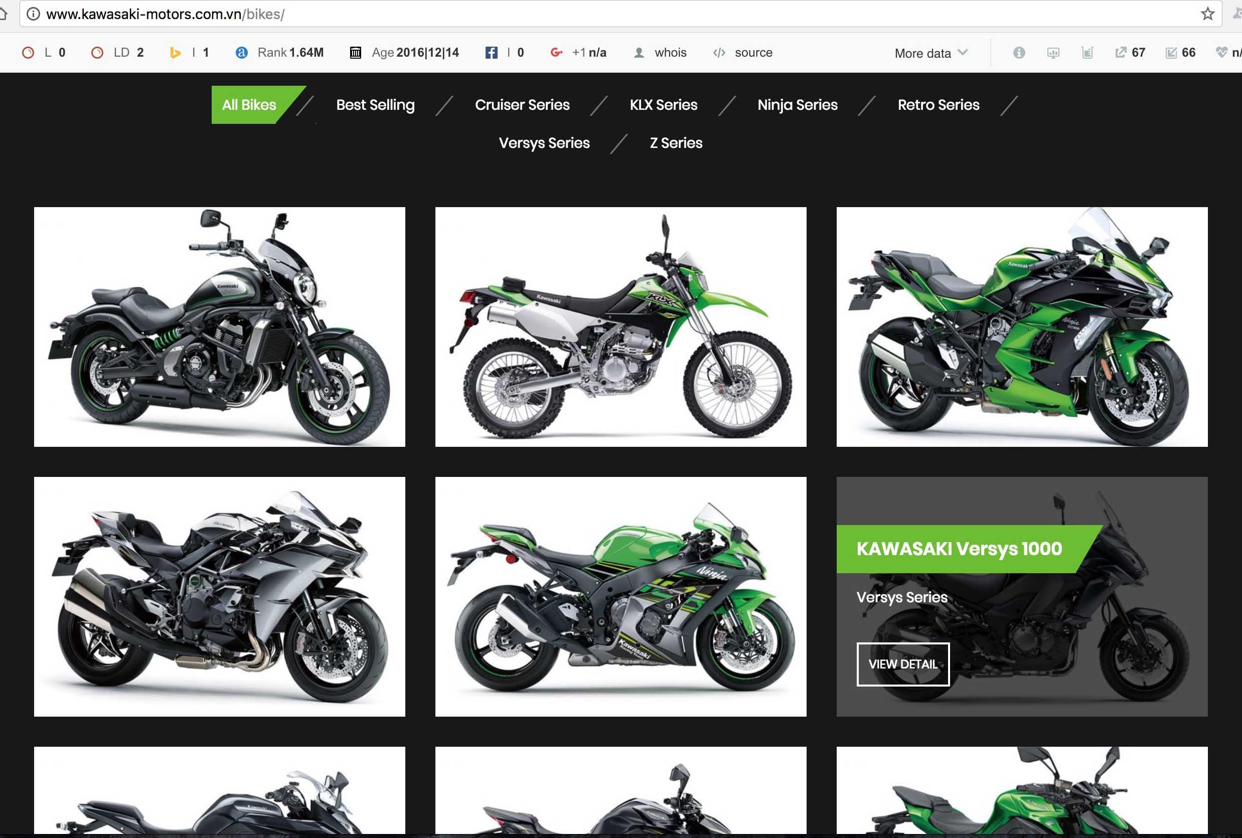 Giá xe Kawasaki Ninja H2 SX chính hãng sắp được công bố