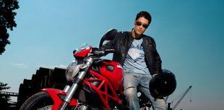 """Đại Hội Moto 2018 quy tụ dàn sao """"khủng"""" tại Việt Nam. Diễn viễn (Biker) Johnny Trí Nguyễn"""