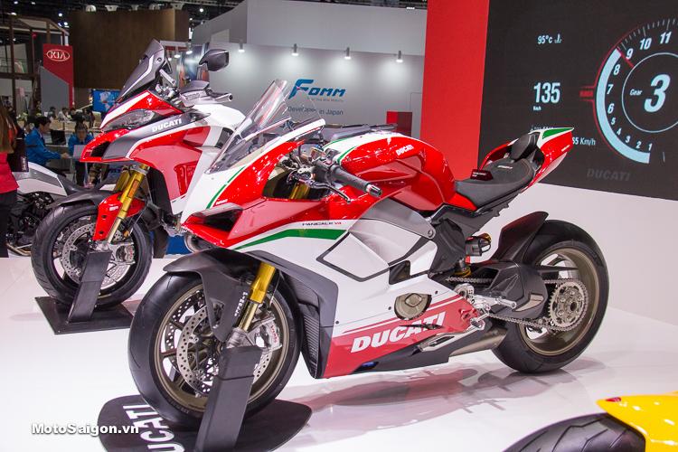 Ducati Panigale V4S, mẫu xe mạnh nhất phân khúc giá chính hãng 937 triệu