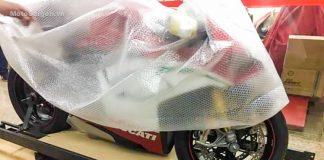 Ducati Panigale V4 Speciale đầu tiên về Việt Nam