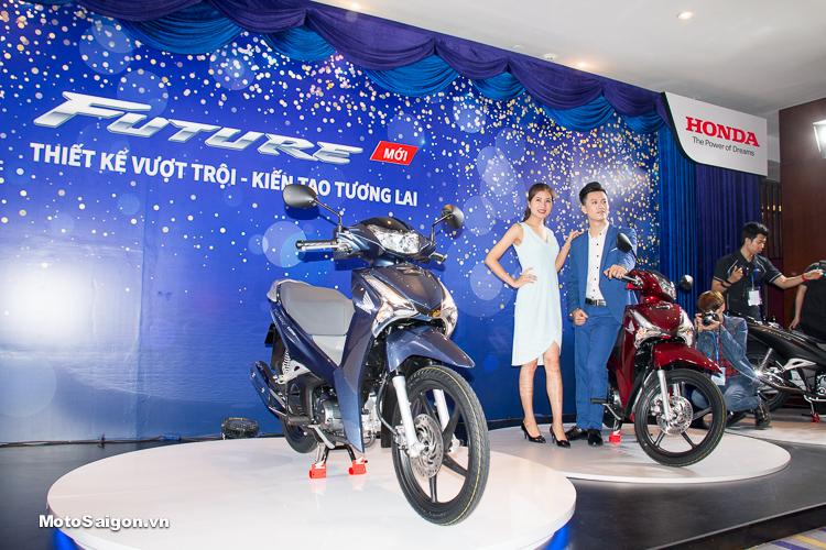 Honda Future 2018 sở hữu khối động cơ 125cc được tinh chỉnh mạnh mẽ và tiết kiệm nhiên liệu hơn