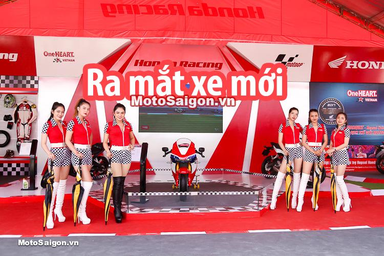 Honda Việt Nam ra mắt xe mới 2018