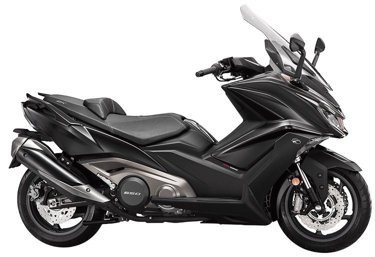 So sánh KYMCO AK550 vs YAMAHA TMAX