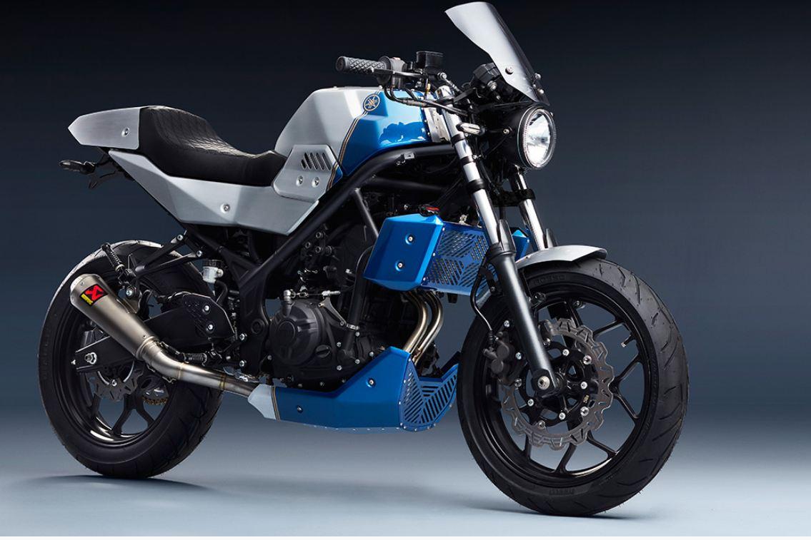 Yamaha MT-25 lột xác hoàn toàn với bộ body kit Janus