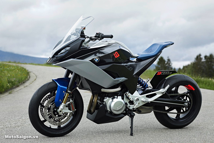 BMW F850XR Concept 9cento Mẫu moto mới của BMW sắp được ra mắt?