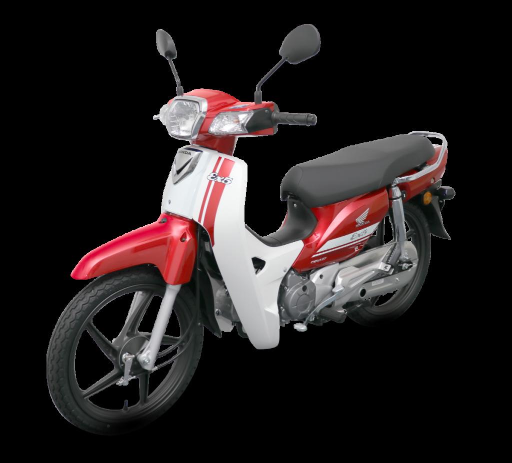 Honda EX5 2018 Cub đi học có giá bán 26 triệu đồng