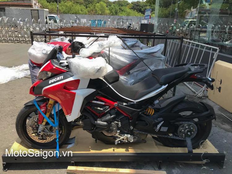 Ducati Multistrada 1260 đầu tiên về Việt Nam