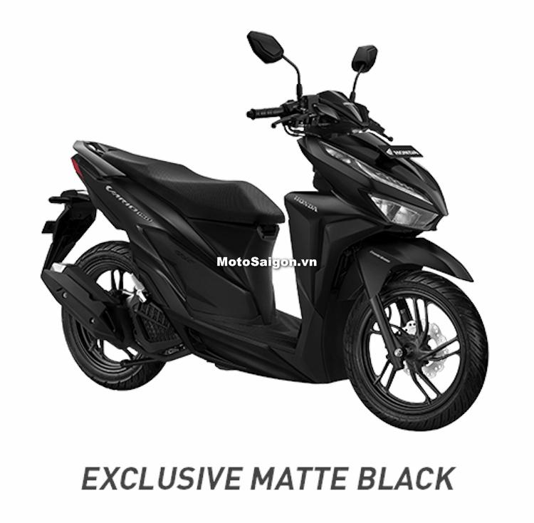 Honda Vario 150 2018 phiên bản màu đen