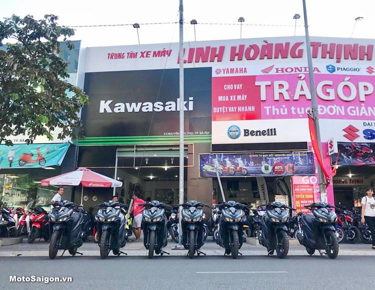 Honda Vario 150 2018 giá bán 67 triệu đồng đầu tiên lăn bánh tại Việt Nam