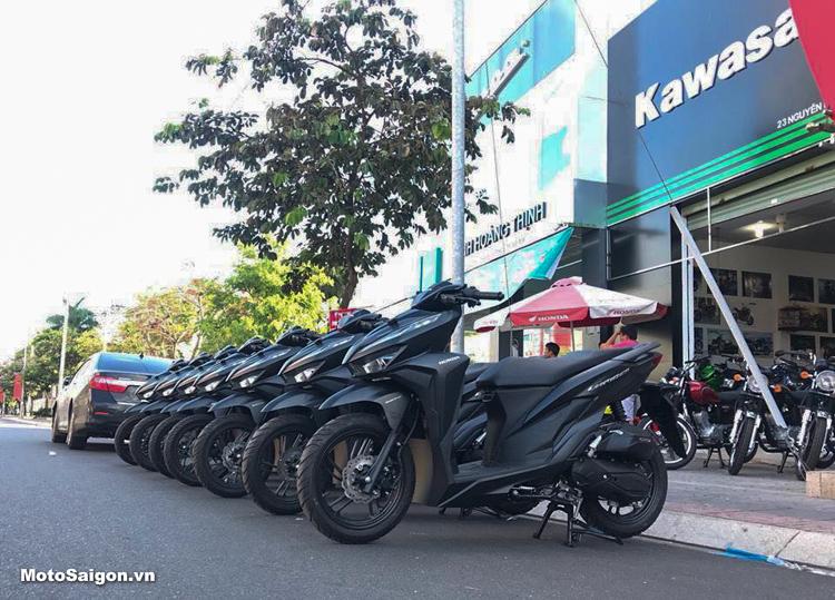 Honda Vario 150 2018 đã có mặt tại Bà Rịa Vũng Tàu