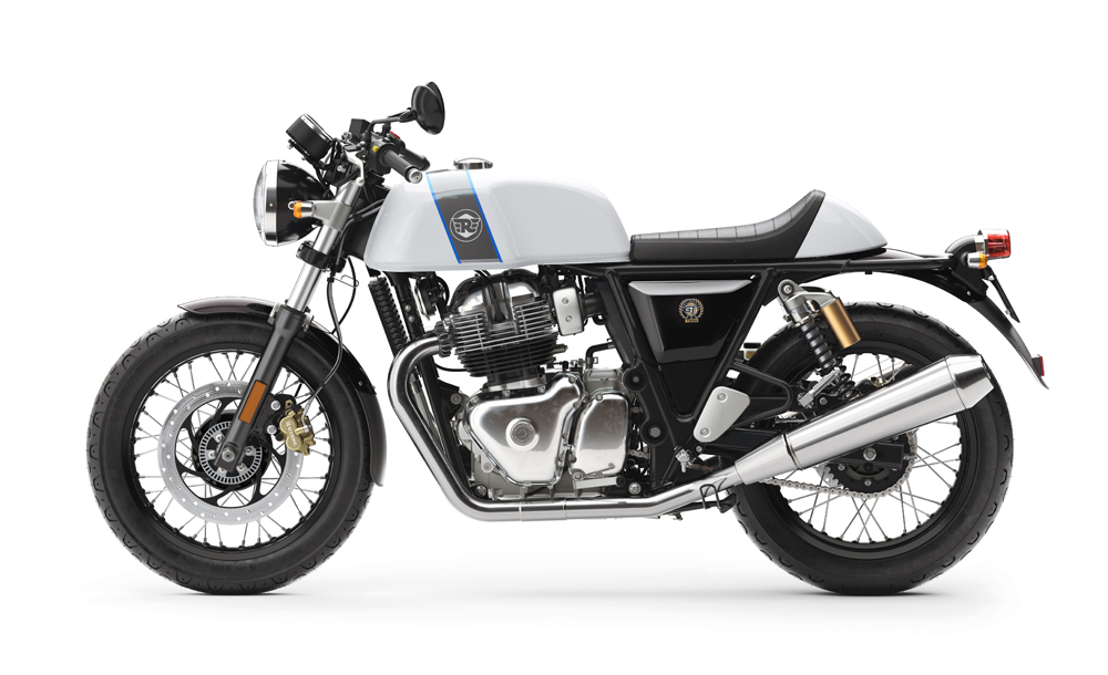 Continental GT 650 Twin 2018
