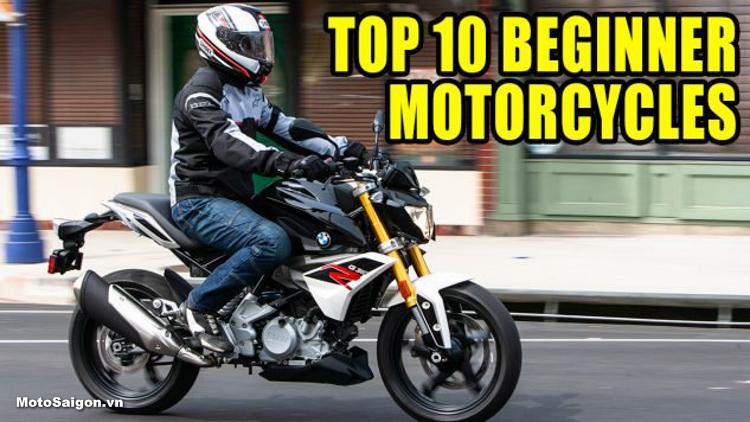 """Top 10 moto pkl phù hợp để bắt đầu """"Nhập môn"""" chơi xe"""