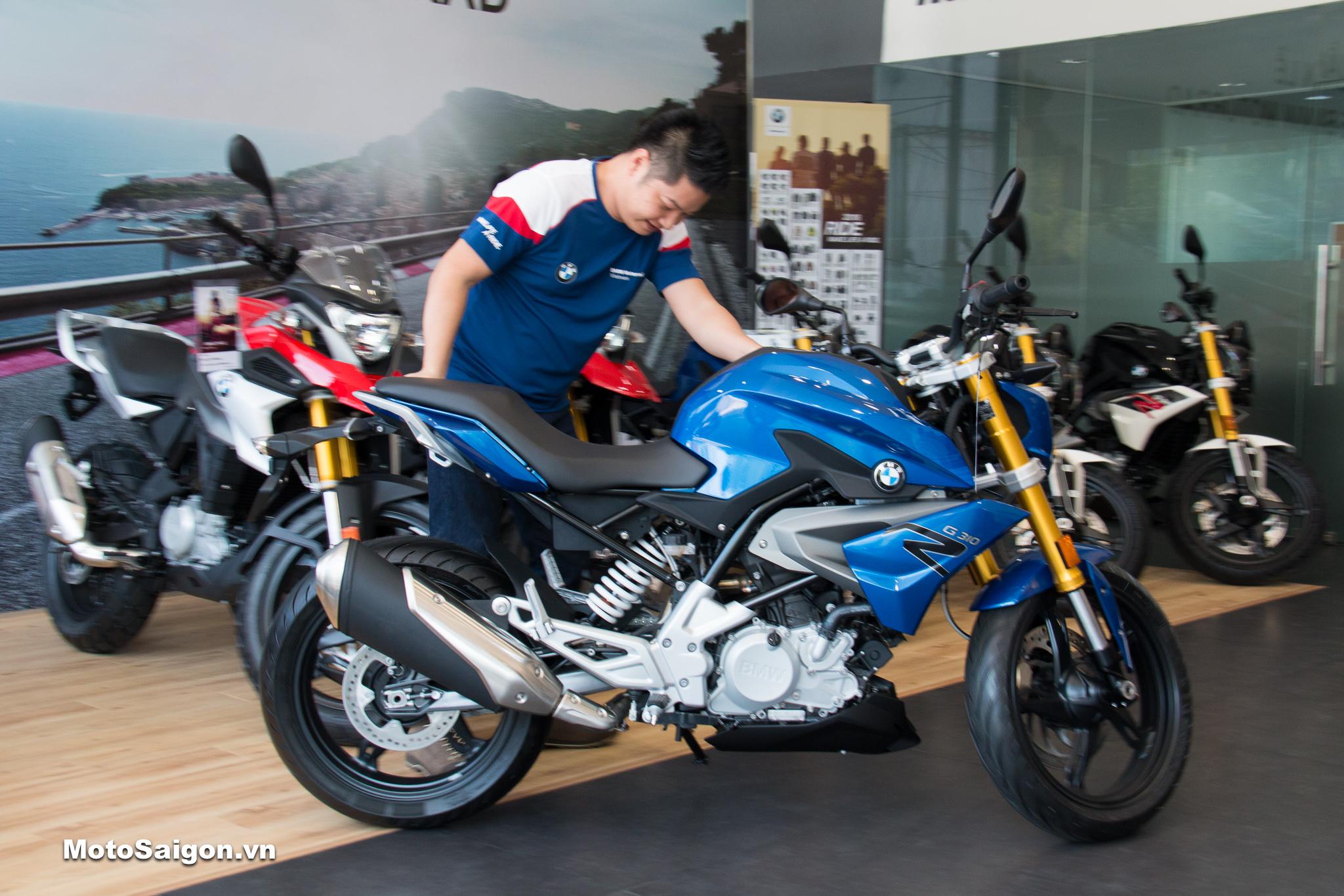 BMW Motorrad VN ưu đãi giá đến 40 triệu cho nhiều mẫu xe