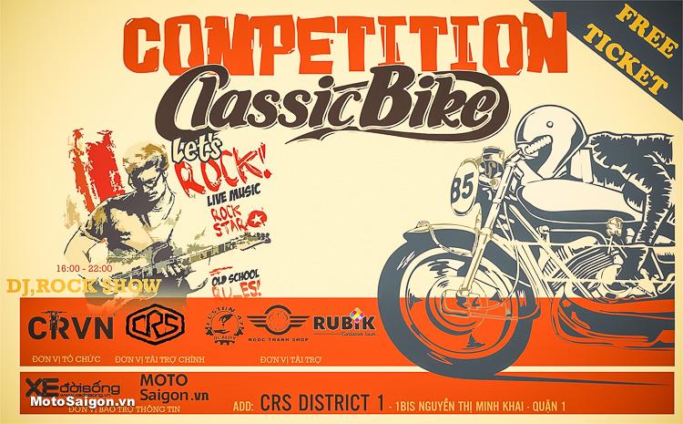 Cuộc Thi Xe Độ - Classic Bike Competition