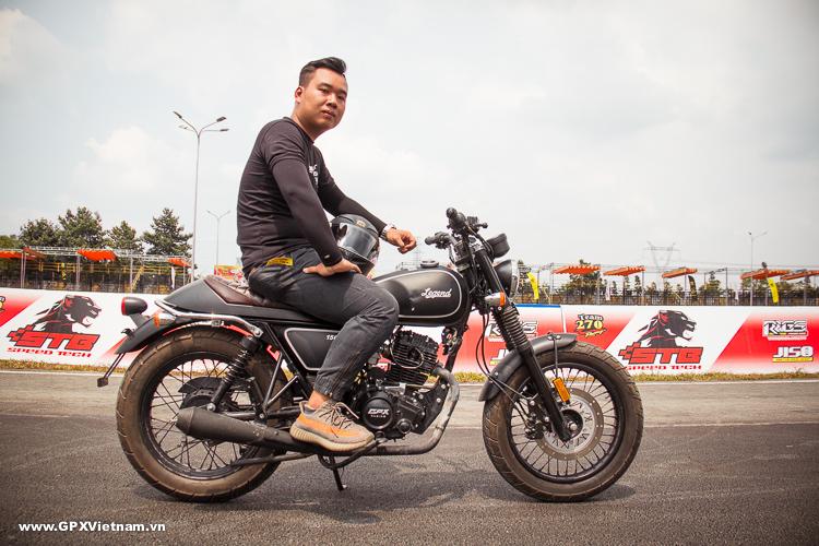 GPX Legend 150S