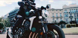 Honda CB1000R 2018 chính hãng