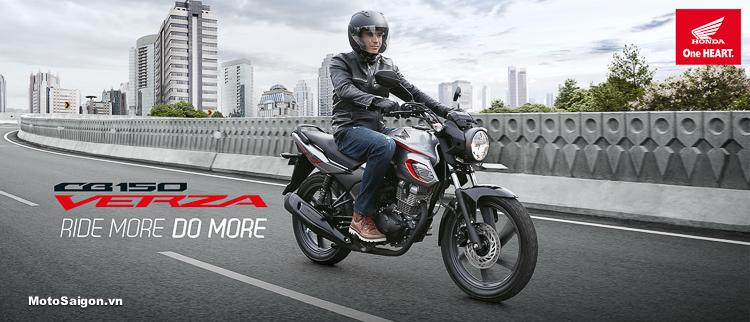 Nhận cọc Honda CB150 Verza 2018 giá bán siêu ưu đãi