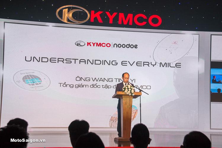 Noodoe là gì? Kymco chính thức ra mắt AK550 và Like 125 tích hợp sẵn công nghệ thông minh Noodoe