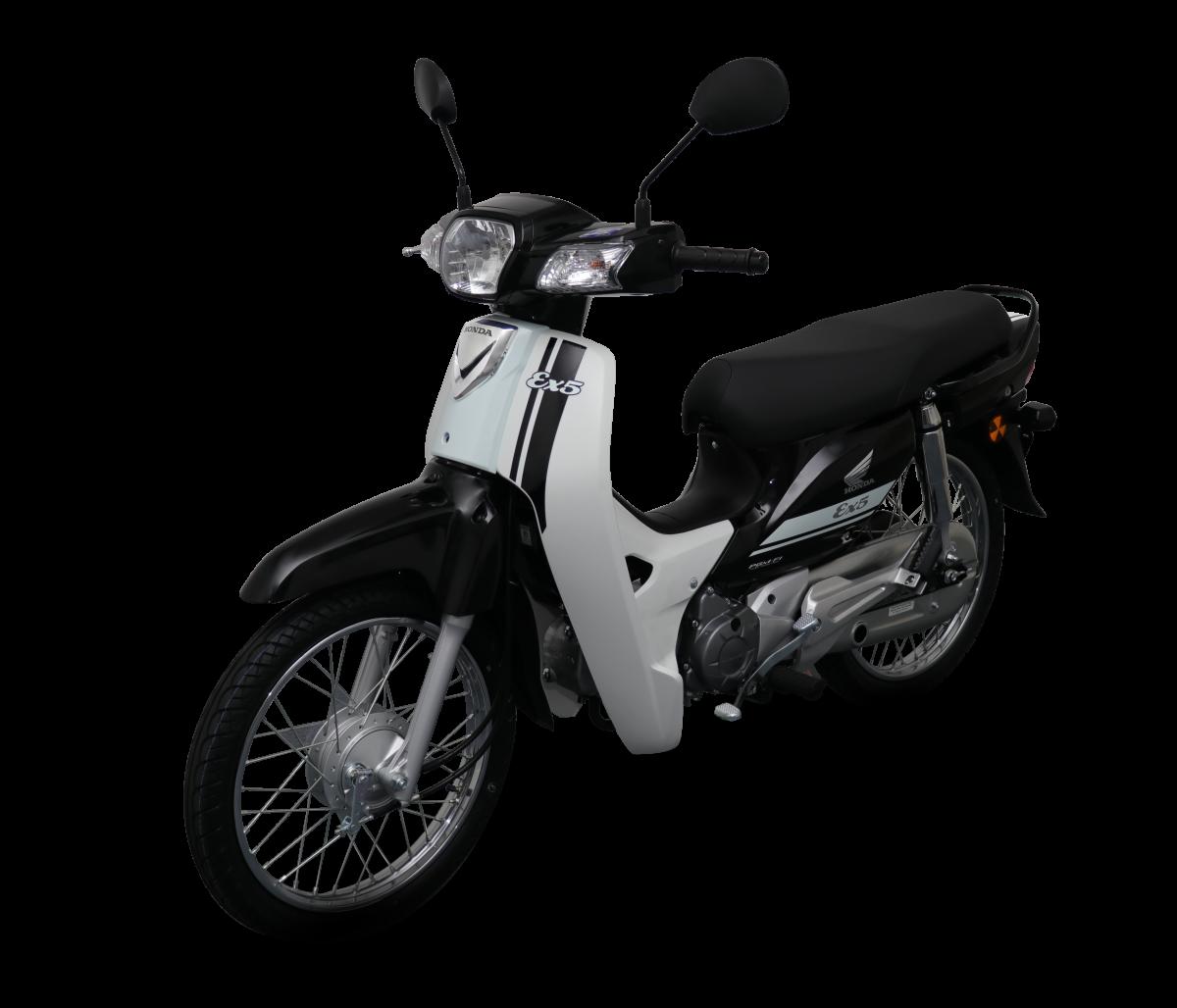 Honda EX5 2018 phiên bản vành nan hoa màu đen