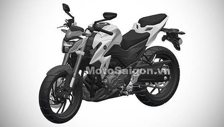 Suzuki GSX-S300 sẽ thừa hưởng thiết kế từ Suzuki GSX-S750?