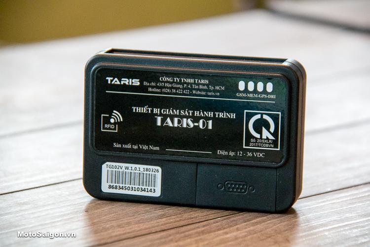 Thiết bị giám sát hành trình TARIS