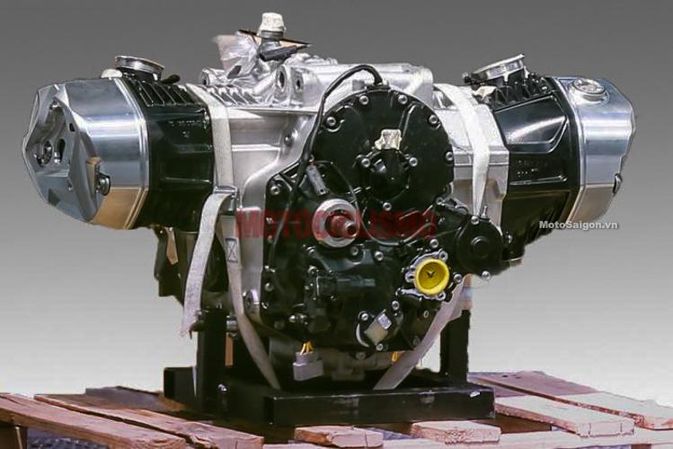 BMW R1250GS 2019 sẽ được trang bị động cơ 1.254cc