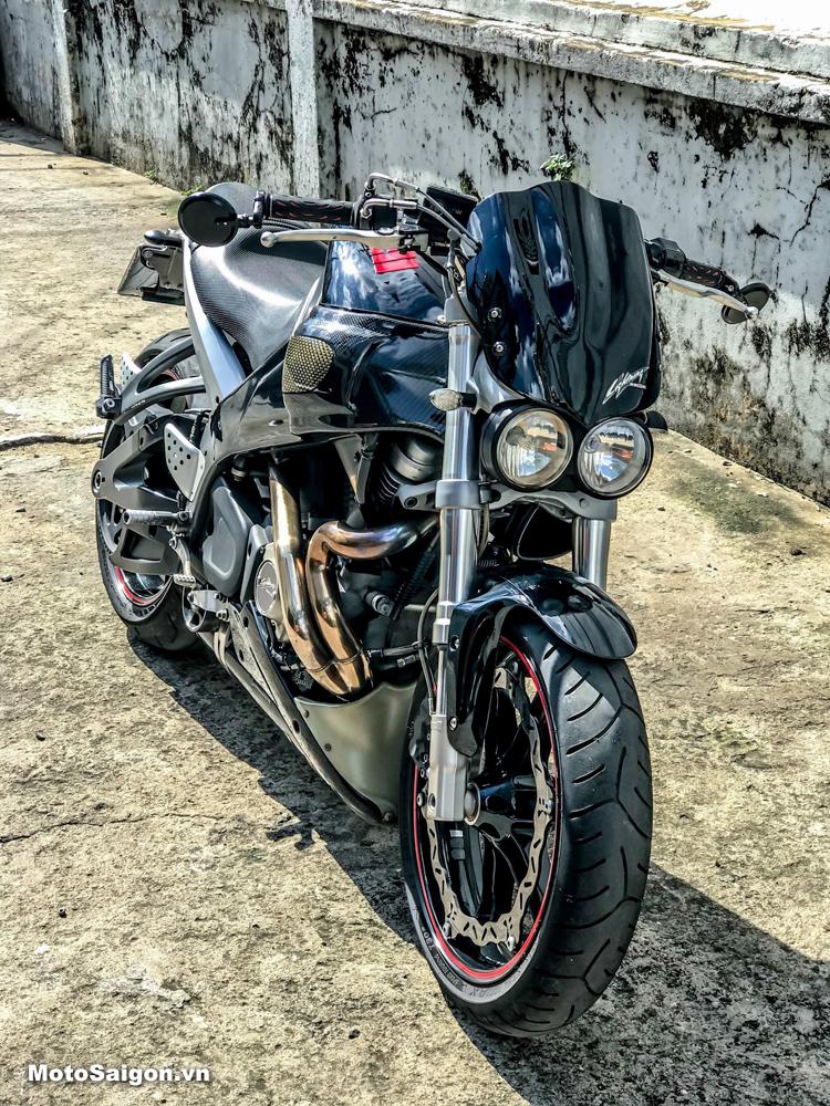 Buell XB12S Naked-bike cơ bắp Mỹ siêu hiếm tại Việt Nam