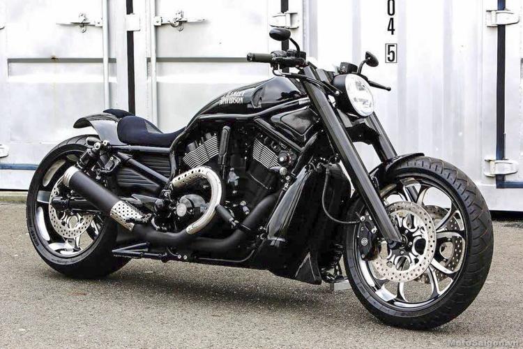 Harley Davidson V Rod motosaigon.vn 11