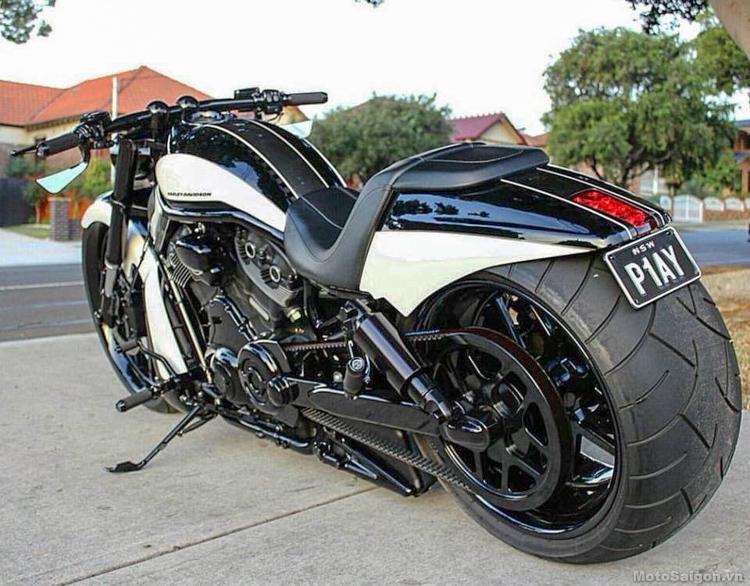 Harley Davidson V Rod motosaigon.vn 12