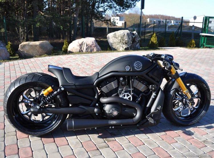 Harley Davidson V Rod motosaigon.vn 13