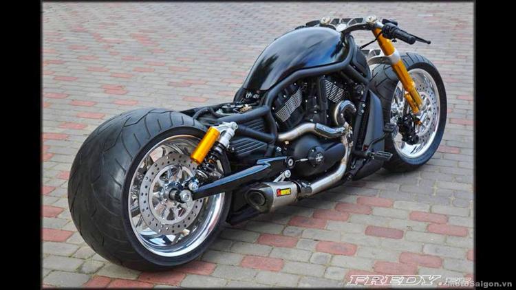 Harley Davidson V Rod motosaigon.vn 16