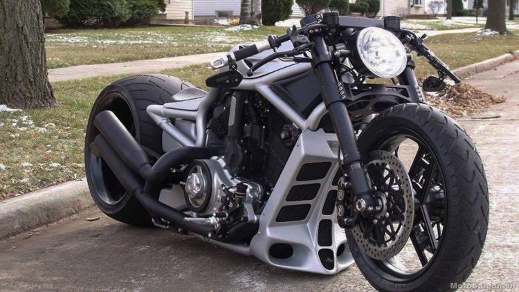 Tổng hợp các phiên bản độ của Harley-Davidson V-Rod