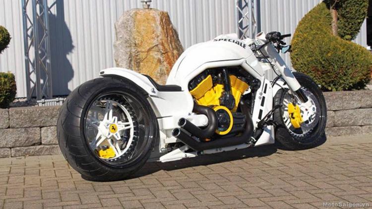Harley Davidson V Rod motosaigon.vn 2