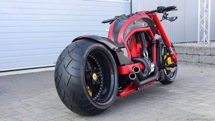 Harley Davidson V Rod motosaigon.vn 3