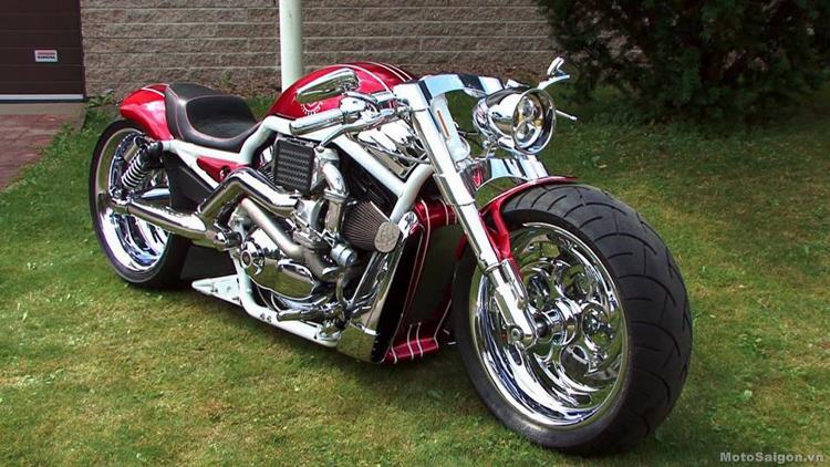 Harley Davidson V Rod motosaigon.vn 4