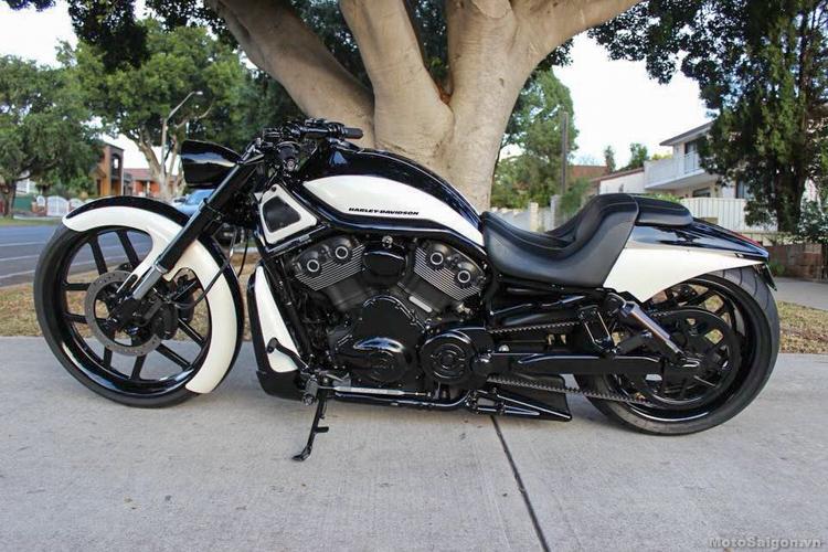 Harley Davidson V Rod motosaigon.vn 5