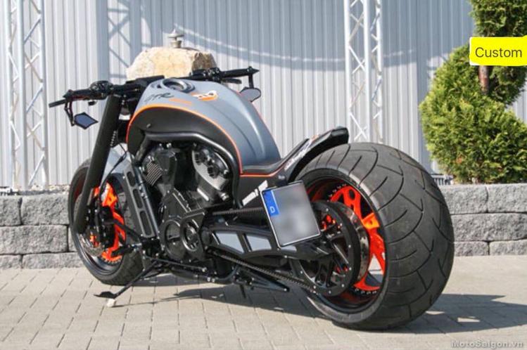 Harley Davidson V Rod motosaigon.vn 8