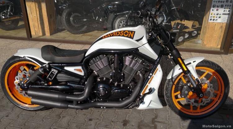 Harley Davidson V Rod motosaigon.vn 9