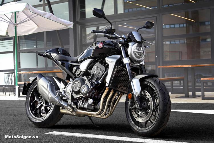 Honda CB1000R Plus 2018 full option lộ giá bán