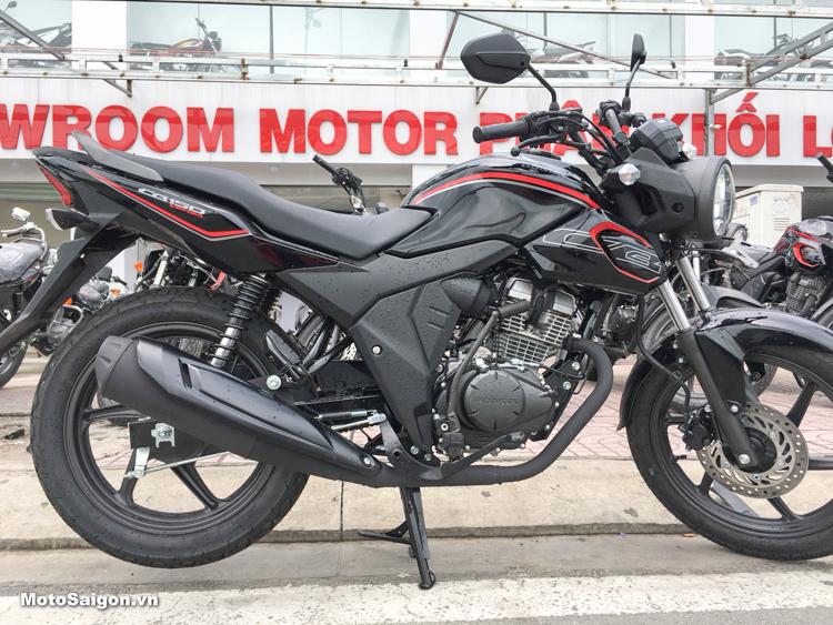 Honda CB150 Verza giá bán