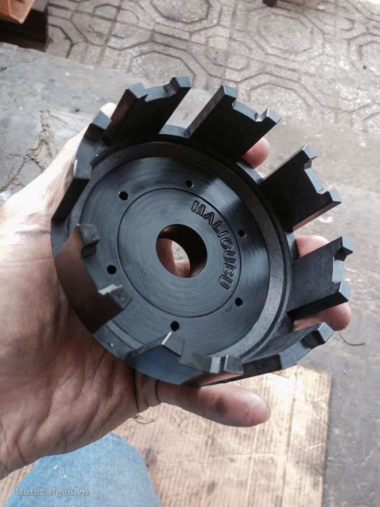 Malicubu CD250 độ CNC nguyên chiếc kỳ công của thợ Việt