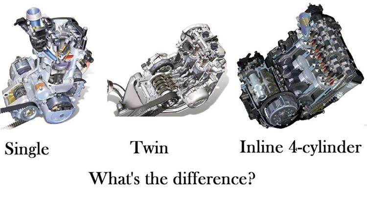 Ưu nhược điểm của động cơ 1 máy vs 4 máy?