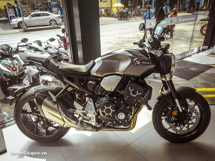Giá xe moto Honda CB1000R 2019