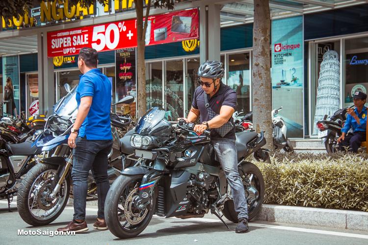 BMW K1300R Naked-bike hạng nặng cực hiếm tại Việt Nam